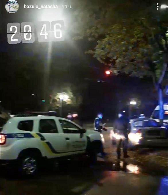 Із постраждалою: у Черкасах сталася аварія (ФОТО)