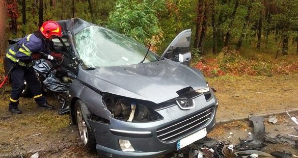 Унаслідок аварії, яка сталася сьогодні в Черкасах, померла ще одна людина
