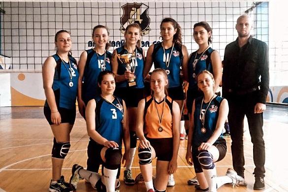 Жіноча волейбольна команда черкаського університету перемогла на чемпіонаті