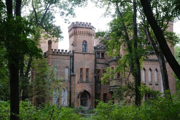 Замок на Черкащині потрапив у ТОП-10 фортець України