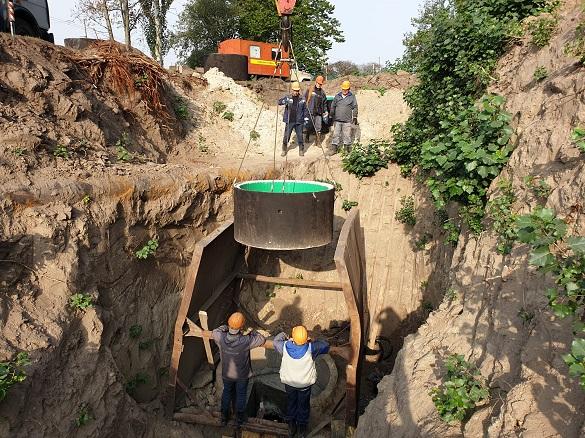 У Черкасах відремонтували головний каналізаційний колектор за 9 мільйонів гривень (ФОТО)