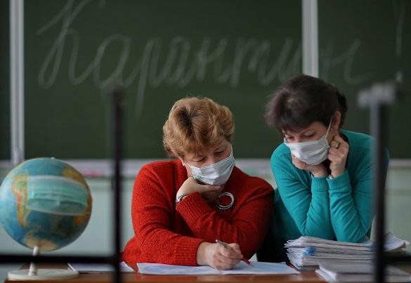 Понад 350 педагогів Черкащини захворіли на коронавірус