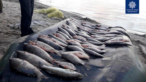 На Черкащині затримали браконьєра, який завдав збитків на понад 13 тисяч гривень (ФОТО)
