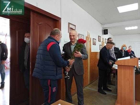Черкаські тренери отримали нагороди (ФОТО)