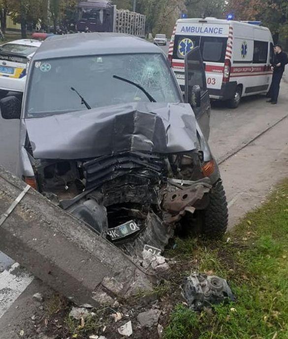 У жахливій ДТП в Черкасах загинув відомий бізнесмен, - ЗМІ