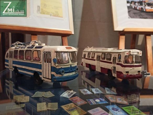 Раритетні квитки, касові апарати та машини для сортування монет: 5 фактів про черкаський тролейбусний парк (ФОТО)