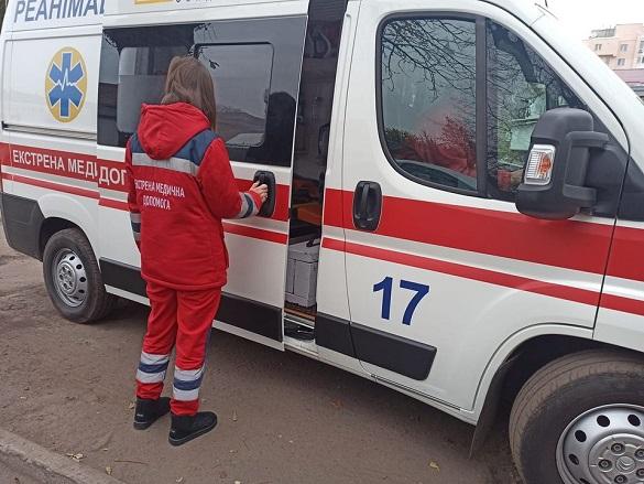 У поліції відкрили кримінальне провадження за фактом нападу на фельдшерку в Черкасах