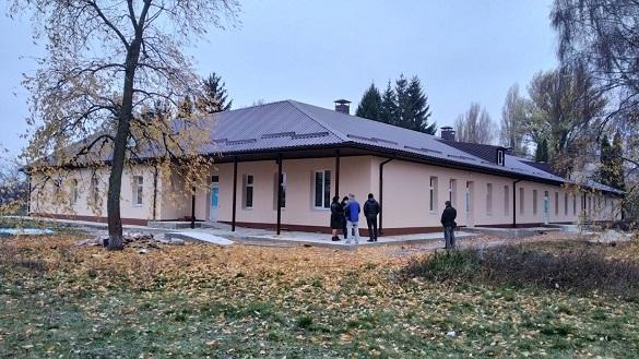 На Черкащині ремонтують лікарню за понад дев'ять мільйонів гривень