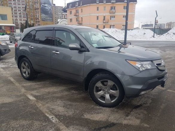 У Черкасах невідомі знову викрали автомобіль (ФОТО)