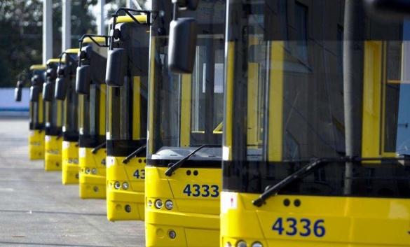 Черкаси можуть отримати 45 нових тролейбусів