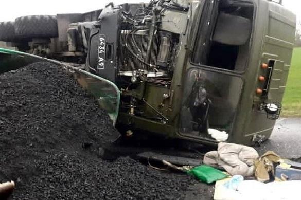 В аварії за участі військового автомобіля, яка сталася на Кіровоградщині, загинув черкащанин (ФОТО)