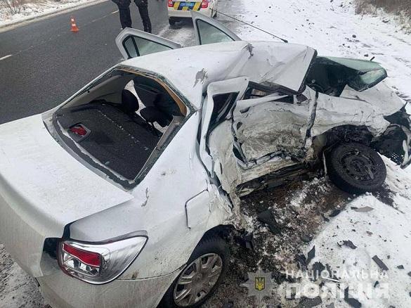 Поліція Черкащини встановлює обставини смертельної аварії