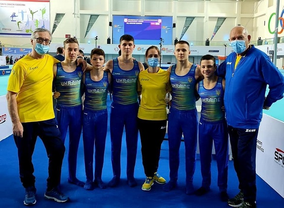 Результат світового рівня: черкаські гімнасти отримали