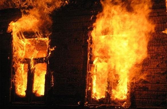 Миттєва карма: чоловік, який пограбував будинок на Черкащині, згорів у ньому живцем