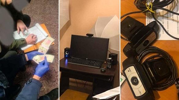 У Черкасах правоохоронці припинили діяльність інтернет-порностудії