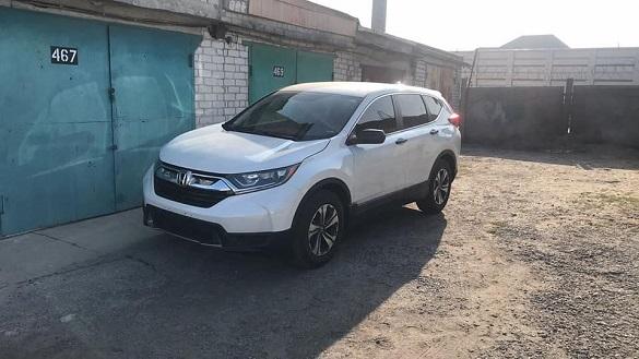 Протягом ночі в Черкасах знову викрали автомобіль (ФОТО)