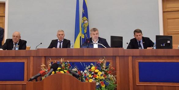Голова Черкаської облради пояснив, чому один із його заступників від ОПЗЖ