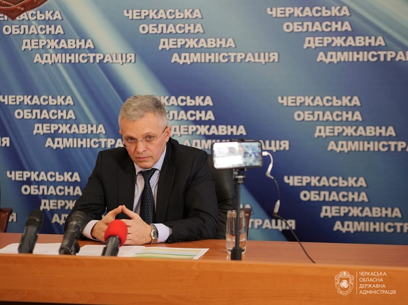 Розвиток медицини, інфраструктури та ремонт доріг: голова Черкаської ОДА прозвітував про свою роботу