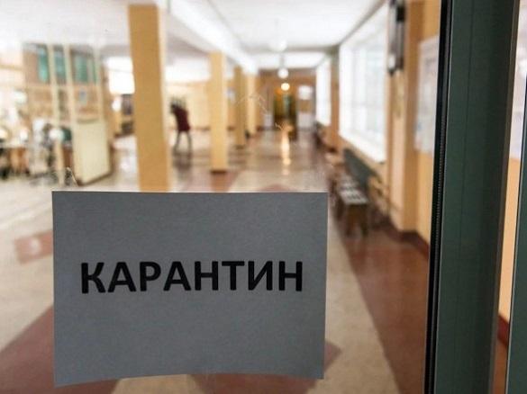 У Черкаській області учні майже 30 закладів освіти під час локдауну підуть на канікули