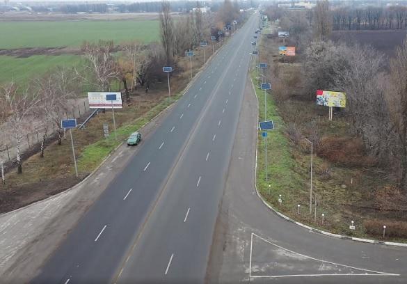 Скандальну ділянку дороги на виїзді з Черкас до Сміли відремонтували за майже 20 мільйонів гривень