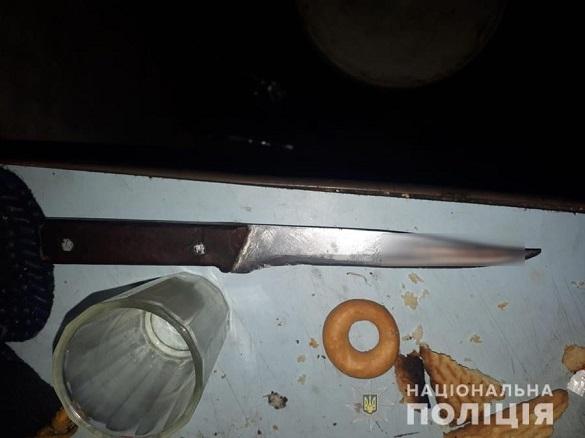 Ударив ножем у серце: поліцейські затримали чоловіка, який підозрюється у вбивстві черкащанина