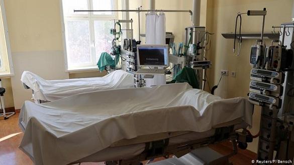 90 відсотків ліжок на Черкащині забезпечені кисневою підтримкою