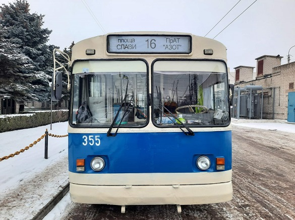 Відзавтра тролейбуси в Черкасах курсуватимуть частіше