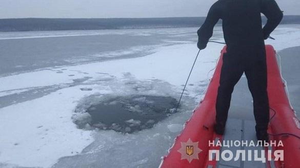 Тіло батька вже знайшли: на Черкащині під лід провалилися двоє дорослих і дитина