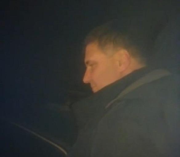 На Черкащині патрульні затримали п'яного директора психоневрологічного інтернату (ФОТО, ВІДЕО)