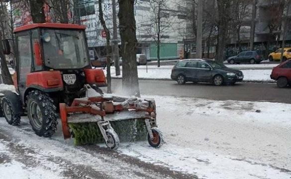 Колапсу через негоду в Черкасах не буде: в місті забезпечать прибирання та очищення доріг