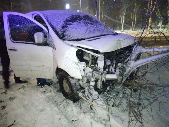 Ще одна автоаварія у Черкасах: травмувався водій
