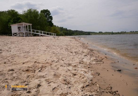 Ще один пляж можуть облаштувати в Черкасах