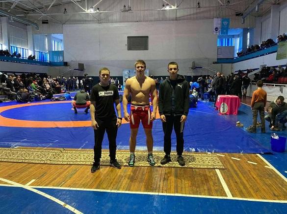 Черкаський борець став першим номером національної збірної