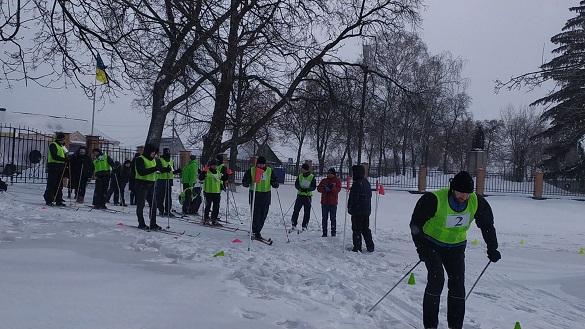 У Черкаській області влаштували лижні перегони (ФОТО)