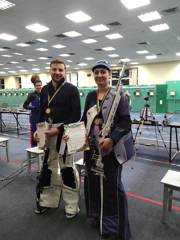 Черкаський стрілець став срібним призером чемпіонату України (ФОТО)