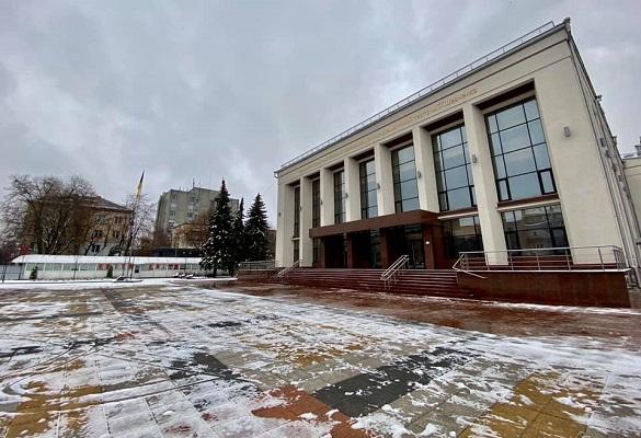 Скічко пояснив, чому досі не відкрили драмтеатр у Черкасах