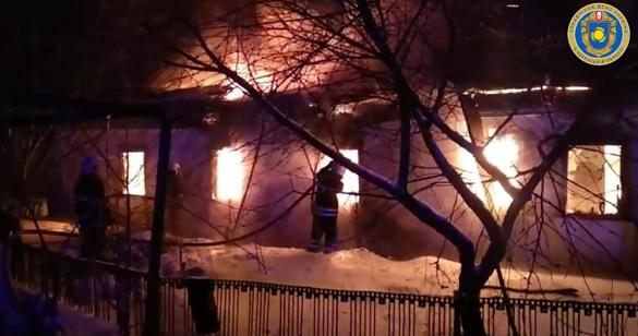 Через пічне опалення у пожежі на Черкащині загинув чоловік