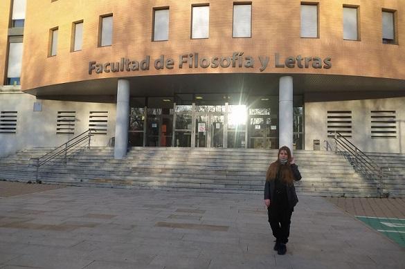 Черкаська студентка виграла грант на навчання за кордоном