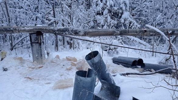 Змушені топити сніг: у селі на Черкащині не працює водогін