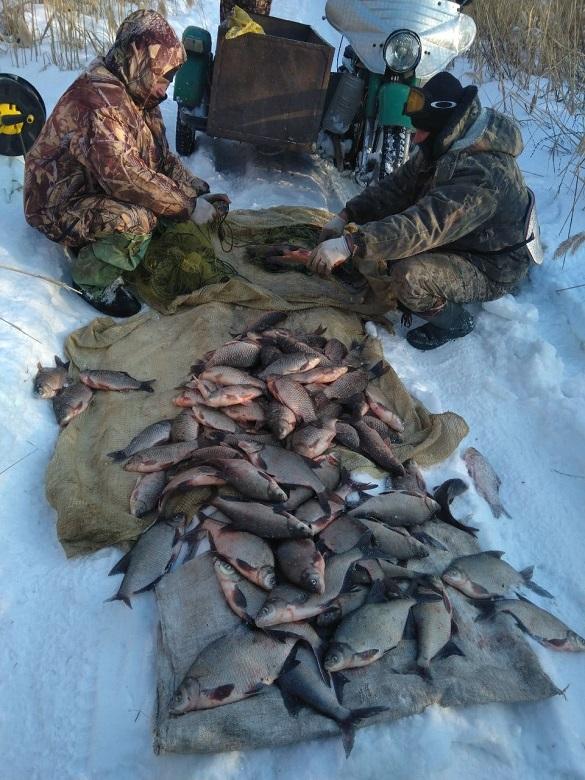 На Черкащині затримали браконьєрів, які завдали збитків на понад 30 тисяч гривень (ФОТО)