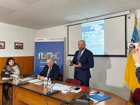 Мера Черкас переобрали головою регіонального відділення Асоціації міст України