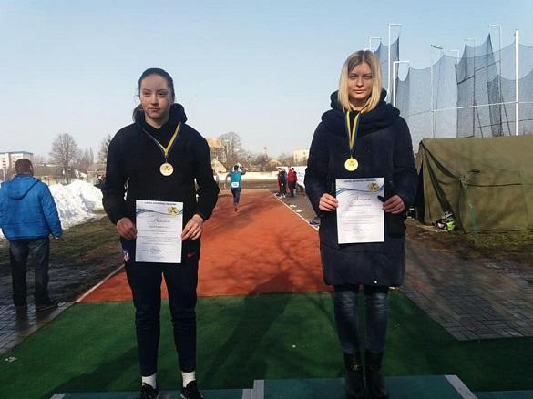 Збірна Черкаської області посіла перше місце на чемпіонаті України з метань