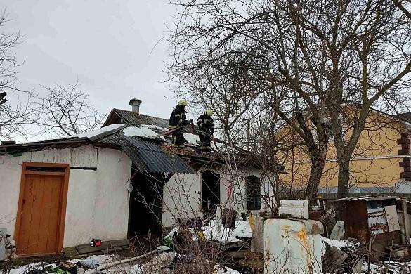 За добу на Черкащині рятувальники ліквідували дві пожежі