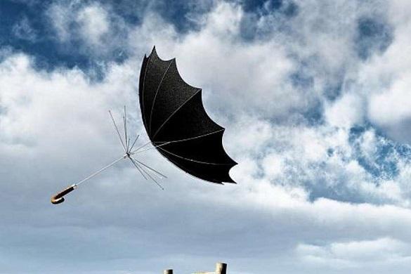 Завтра на Черкащині прогнозують сильний вітер