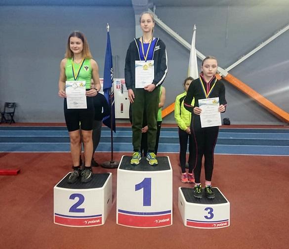 Черкаські спортсмени стали чемпіонамиУкраїни у потрійному стрибку (ФОТО)