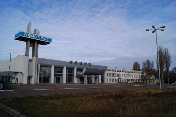 У черкаському аеропорту ліквідували диспетчерську службу