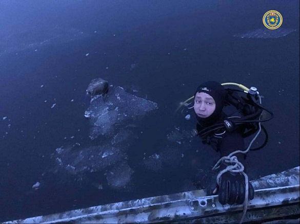 На Черкащині рибалки знайшли труп у річці
