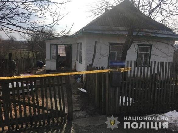 На Черкащині чоловік до смерті побив літню жінку
