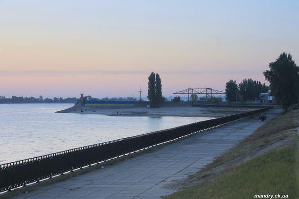 Реконструкція черкаської набережної: що планують зробити