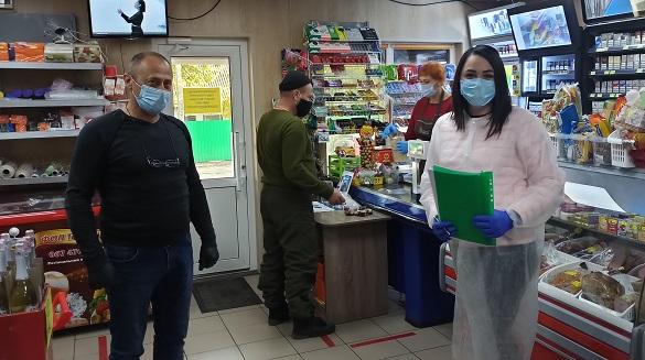 На Черкащині заклади харчування та продовольчої торгівлі найчастіше порушують карантинні заходи